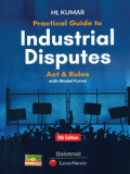 Practical Guide to Industrial Disputes Act & Rules