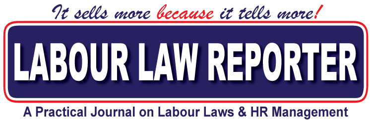 LABOUR LAW REPORTER