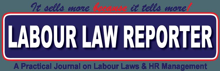 LABOUR LAW REPORTER